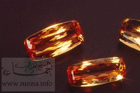 مجموعة من الاحجار الكريمة Topaz-imperial-004