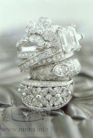 الماس للبنات