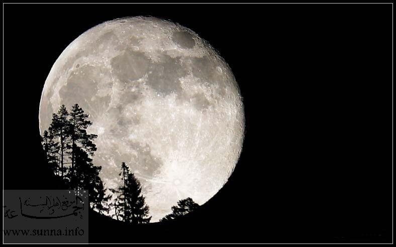 صور للقمر Mond