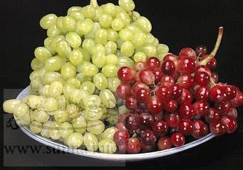 صحتك فى الفاكهه دية  (العنب العنب العنب)