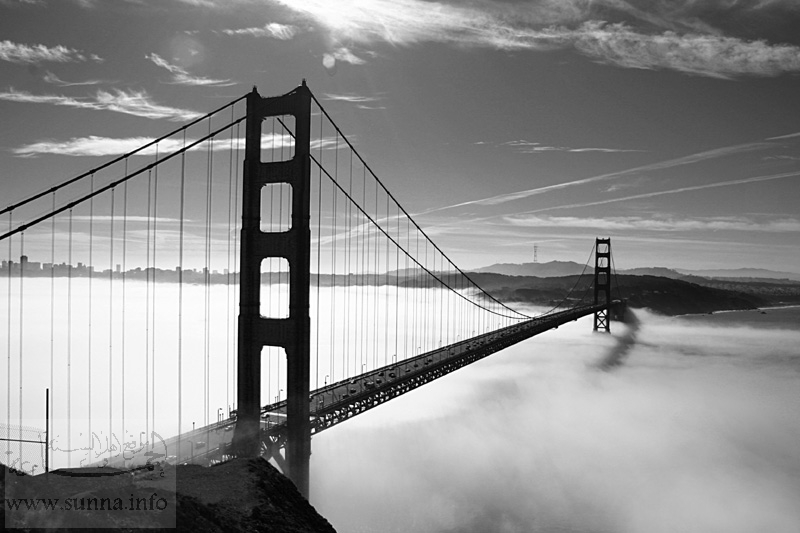 golden gate bridge - *The most wonderful bridges of the World*