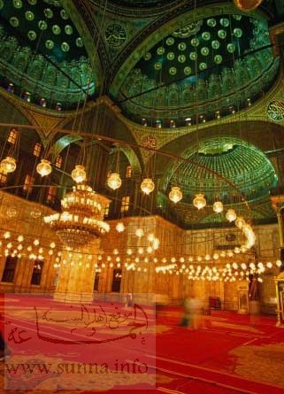مسجد محمد على باشا من اجمل مساجد مصر Muhammad_ali_mosque